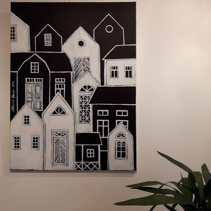 Acrylic painting by Hammi´s Design