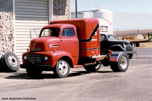 Home » 1950 Ford Coe For Sale