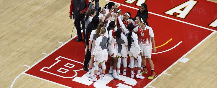 The Big Ten co-champion Maryland women's basketball team will be the No. 2 seed in the Big Ten Tournament this weekend at the Bankers Life Fieldhouse in Indianapolis. After clinching a double-bye the Terrapins will open their tournament run Friday at 6:30 p.m. ET.