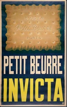 Petit Beurre Invicta - Porto -