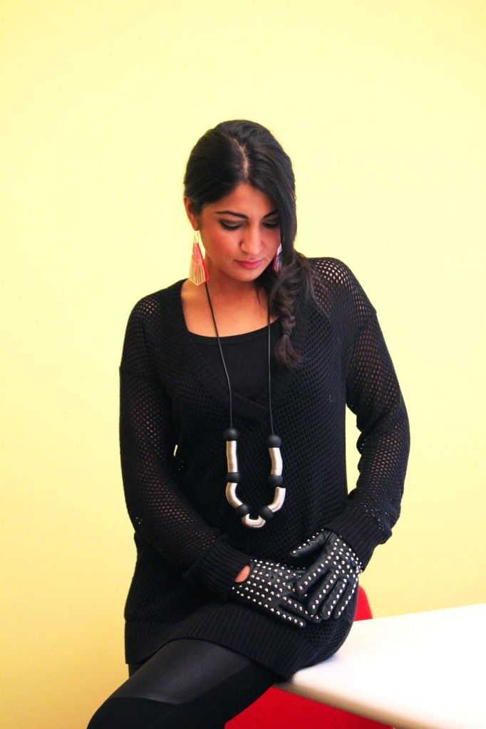 shopping online - Necklace and earrings available at www.scicche.it