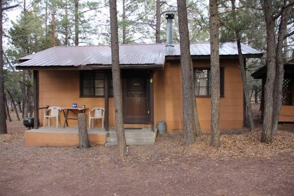 Hidden Rest Cabins Pinetop Lakeside