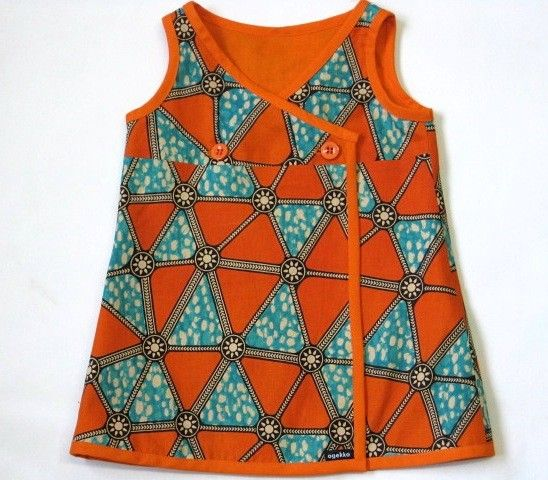 Gorgeous African-Inspired Dresses For Babies & Toddlers ...