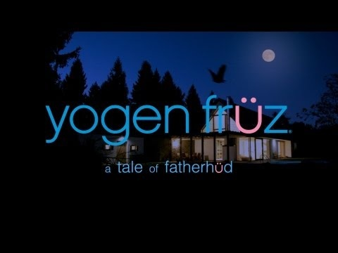 Groupon delivers daily deal via video....Yogen Fruz: A Tale of Fatherhood