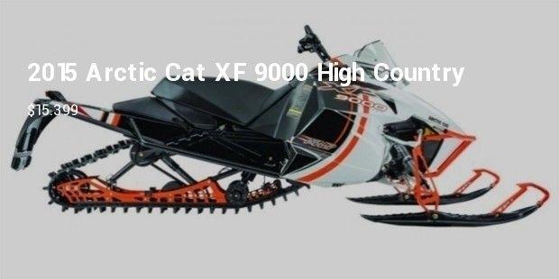 Snowmobiles Ski Doo: detaylar ve resimler 41