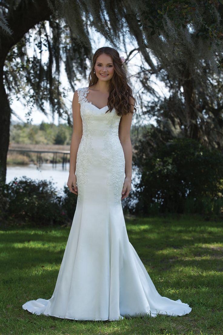 93 best Justin Alexander images on Pinterest | Wedding frocks, Short ...