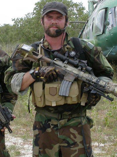 Senior Chief Petty Officer (SEAL) Heath Robinson