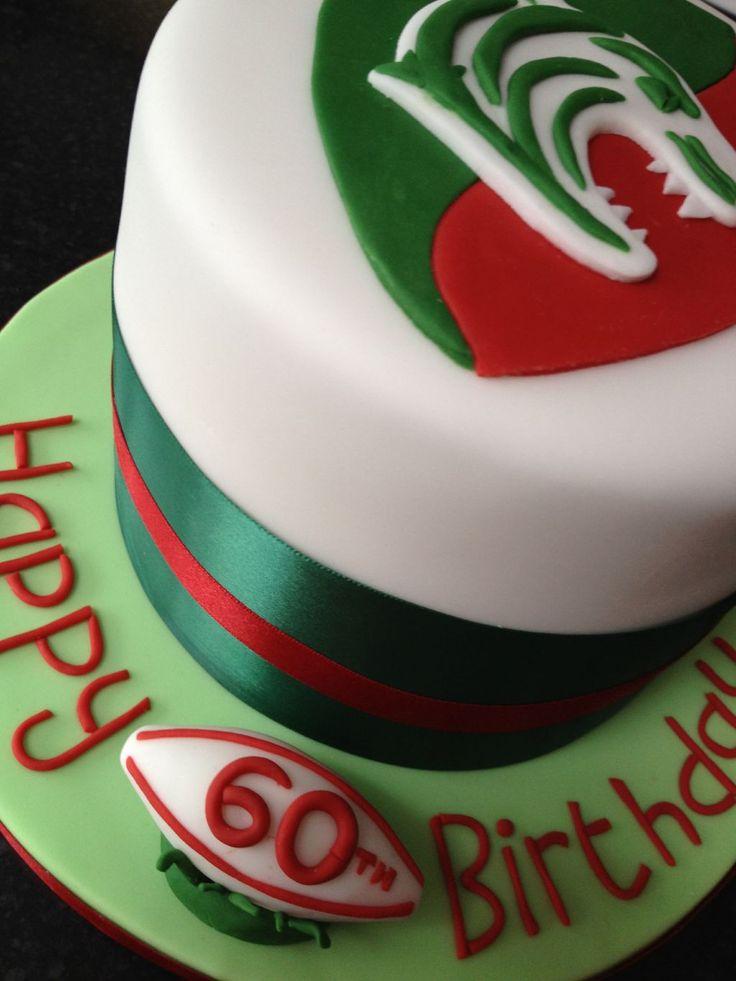 Birthday Cake Rugby