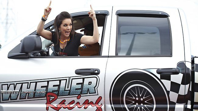 """Can't wait to see this new series on ABC1  - """"Upper Middle Bogan"""", featuring the rather fabulous Michala Banas, amongst a stellar cast."""