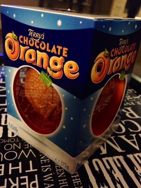 Chocolate, mmmmmm.