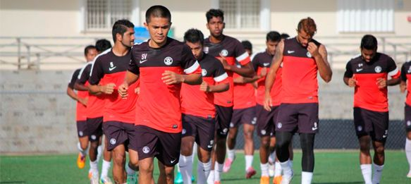 India remains 156th in latest FIFA World Ranking