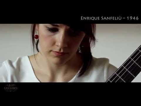 4 Rare Guitars - One Piece: Isabella Selder plays Cello Suite No. 2 BWV 1008 IV Sarabande J. S. Bach - YouTube