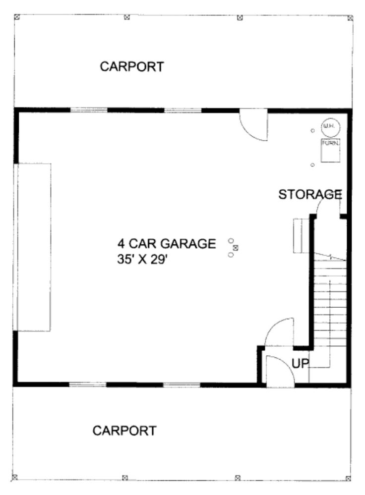 Garage House Plans With Apartments House Plans Home Plan Details Garage With 2 Bedroom