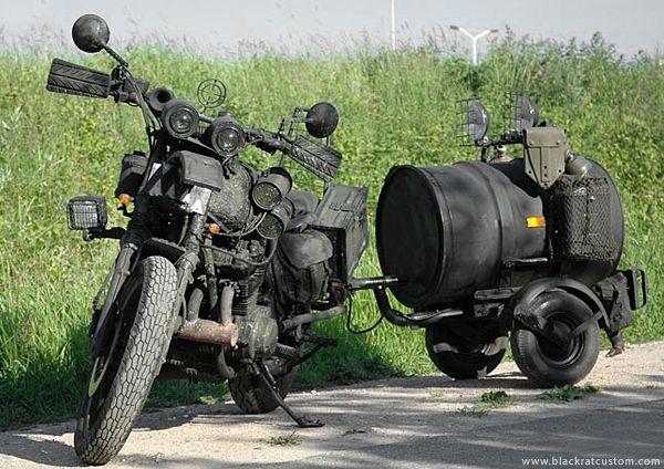 Custom Streetfighter Motorcycle Forum