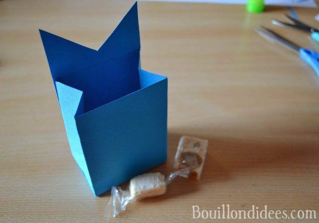 f te des p res diy pochette cadeau cravate noeud papillon bouillondidees fete des p res. Black Bedroom Furniture Sets. Home Design Ideas