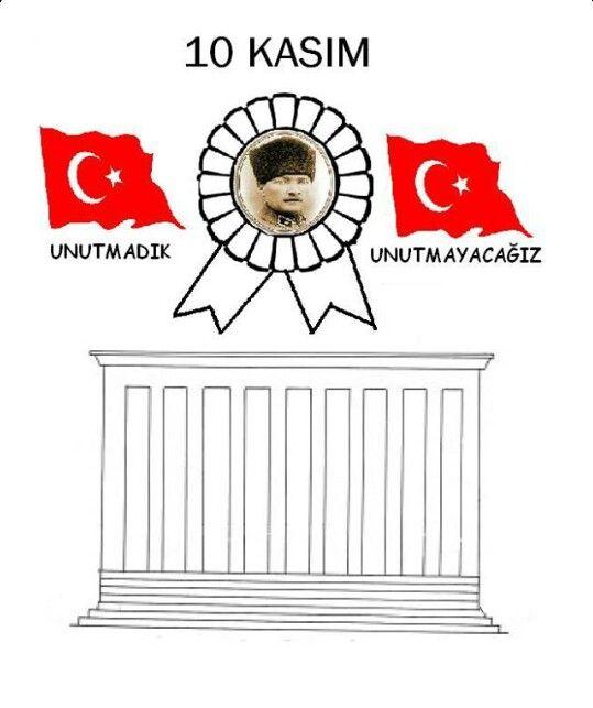 #atatürk#atatürkboyama#boyama#10kasımboyama#10kasım