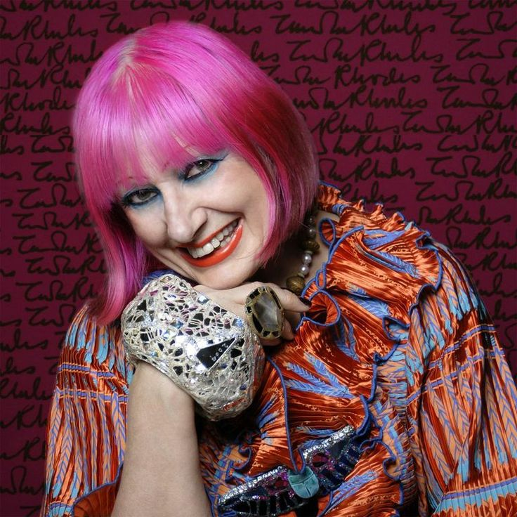 Zandra Rhodes: Unseen will take you on a journey into the designer's lush career and electric personality through her archives, studio, and creative pieces. Patrons receive an opportunity to view never before seen runway looks.