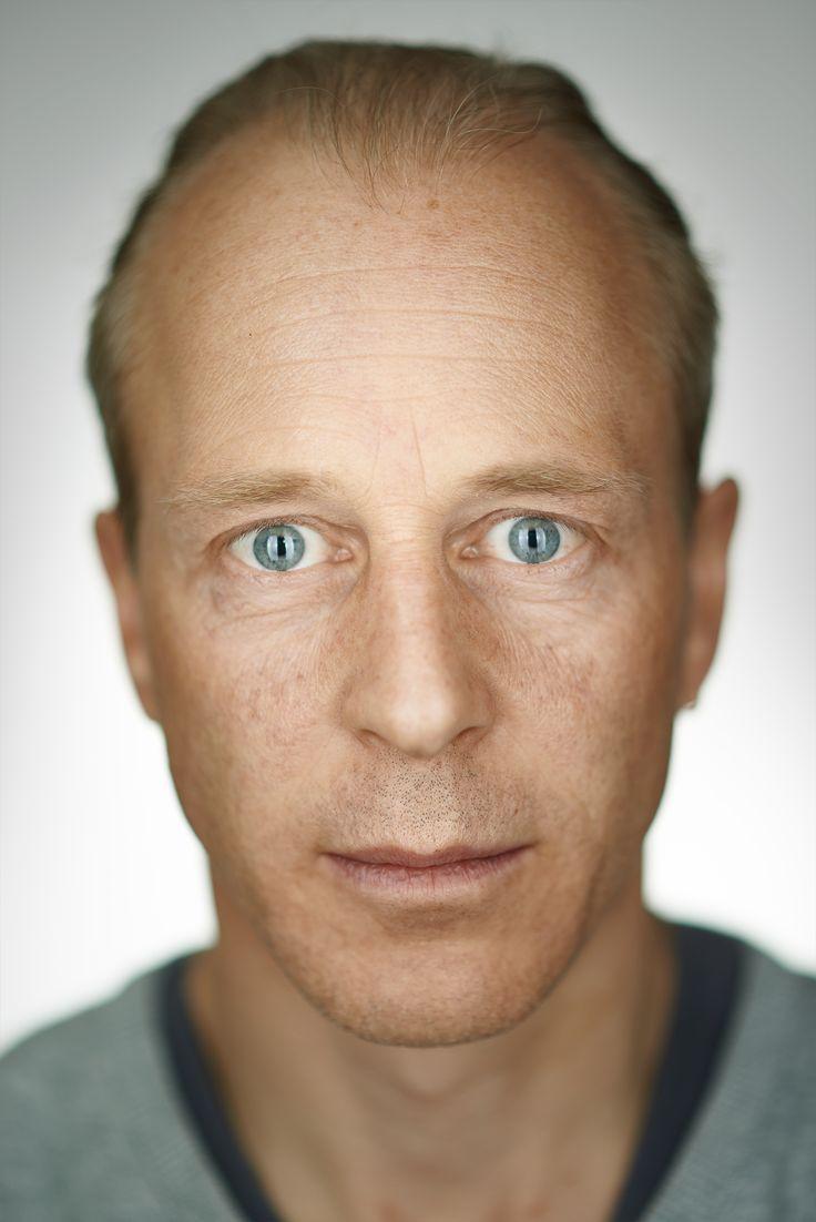 Portrait, Martin Schoeller Stile
