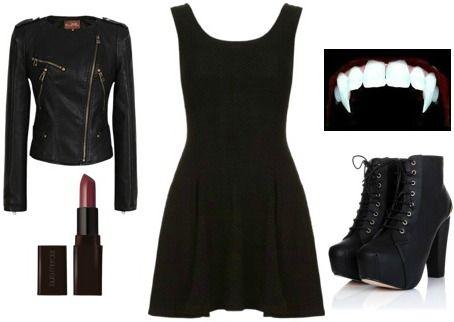 13 Little Black Dress Halloween Costume Ideas – College Fashion