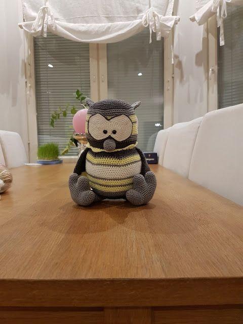 by MiaBina: Pöllömpää juttua - Owly things