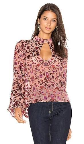 Resultado de imagen para blusa de seda estampada