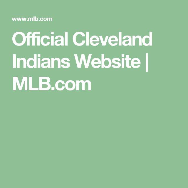 Official Cleveland Indians Website   MLB.com
