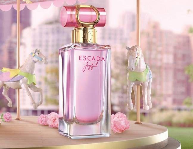 Escada запускает новый аромат для женщин под названием Joyful, вдохновленный позитивным взглядом на мир, оптимизмом и удовольствием от каждого момента жизни. Лицом аромата стала австралийская супермодель Миранда Керр (Miranda Kerr) #JoyfulMoments