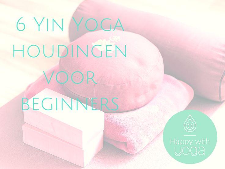 Vind je jezelf een ongeduldig persoon? Mooi! Dan is de Yin Yoga echt iets voor jou. Lees in dit blog 6 Yin Yoga houdingen voor beginners.