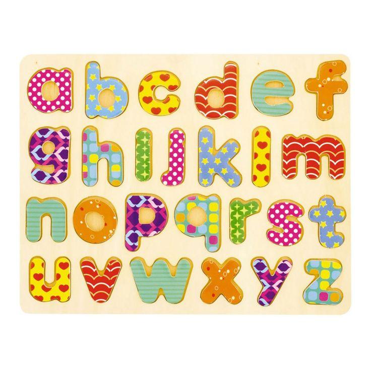 Ulysse Alphabet Puzzle