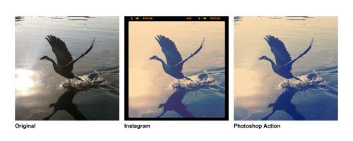 Photoshop Instagram