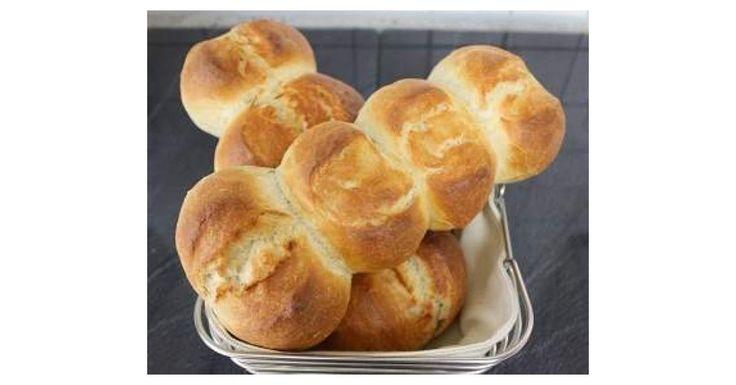 Stangensemmeln wie vom Bäcker, ein Rezept der Kategorie Brot & Brötchen. Mehr Thermomix ® Rezepte auf www.rezeptwelt.de
