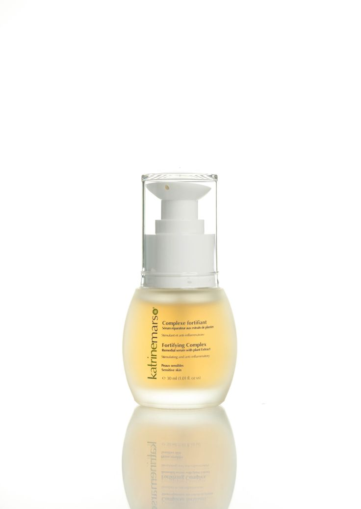 Complexe fortifiant Fortifying complex #rebuild #fortify #soothes #redness #reduces #inflammation #rosaceous