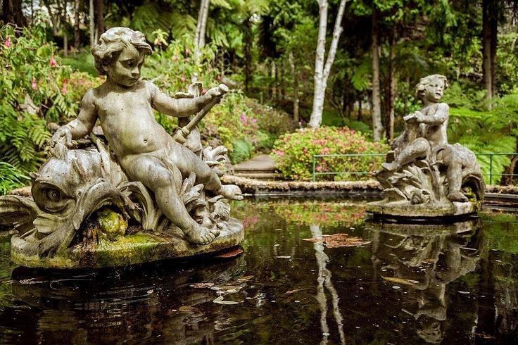 Тропические сады в Португалии