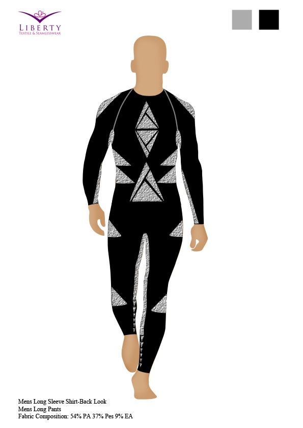 Sportswear 2 (back) by Nazli Karakoc