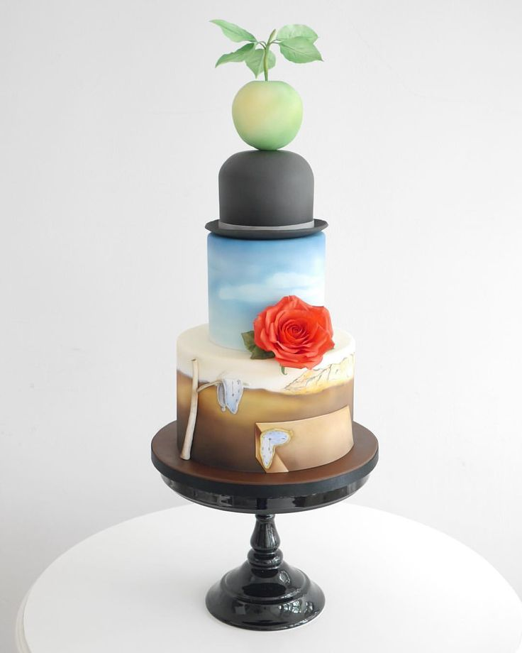 Zoe Gilham Cake Artist : 287 best images about Art Cakes on Pinterest