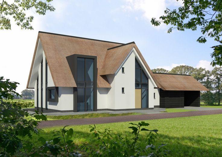 25 beste idee n over mooie huizen op pinterest - Chalet ontwikkeling ...