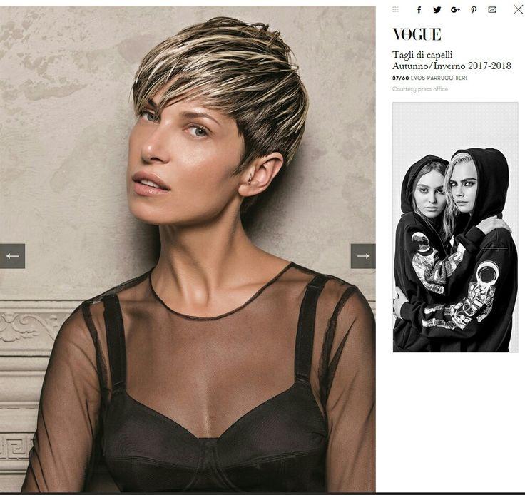 5 immagini della collezione @evos_italia #Rockromancenella gallery di VOGUE ITALIA !  >>> Tagli di capelli Autunno/Inverno2017-2018>>>  http://www.vogue.it/bellezza/capelli/2017/10/11/60-nuovi-tagli-capelli-autunno-inverno-2017-2018/