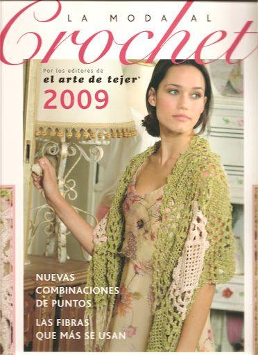 El arte de tejer crochet 2009 - merche - Picasa Webalbumok