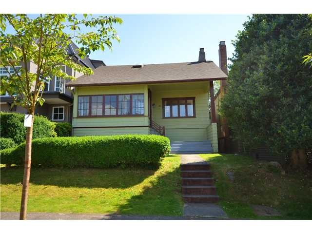 1816 McNicoll Ave, Vancouver, This 1911 #Kits Point #oldtimer has a cottage-y look but it has almost 4000 sq ft of space. Most oldies here are being torn down though.