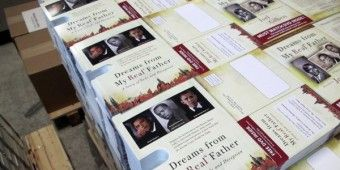 """Filmmaker Joel Gilbert has mailed 2.7 million copies of his full-length documentary """"Dreams from My Real Father"""" to households in key swing states, with 1.5 million going to Florida, 700,000 to Colorado and 500,000 to Iowa."""