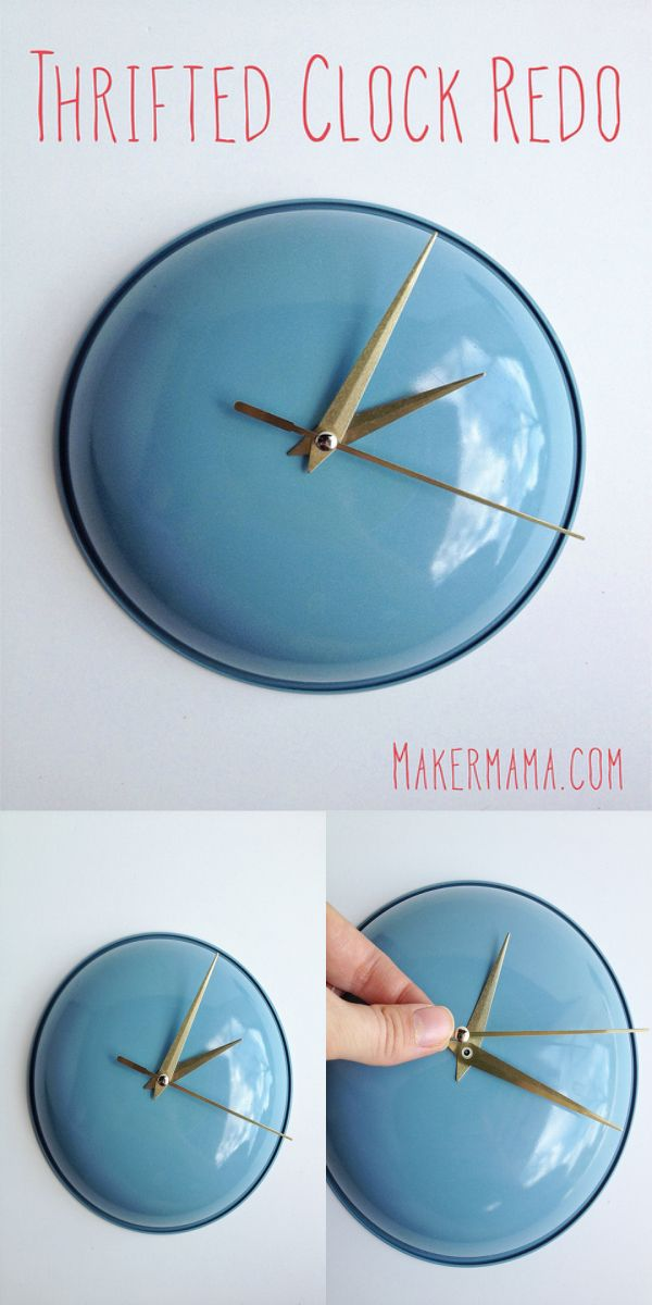 25 best ideas about diy wall clocks on pinterest clocks. Black Bedroom Furniture Sets. Home Design Ideas