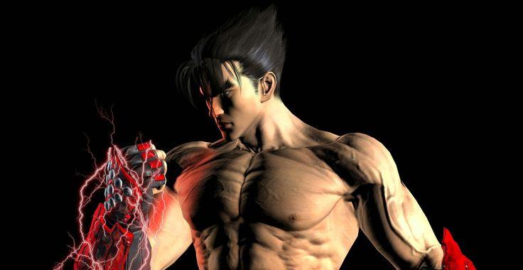 Tekken 7 Jin Kazama trailer [Arcade]