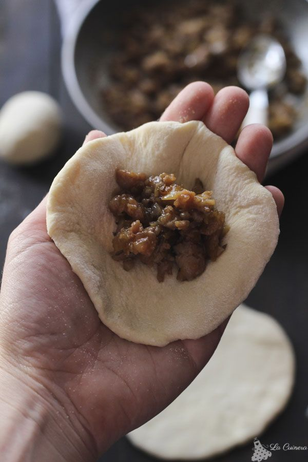 Receta de pan chino al vapor (o Mantou)