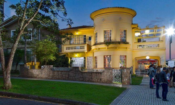 melhores hospedagens alternativas trivago awards motter home curitiba fachada Tipo de Acomodação: Hostel  Localização: Curitiba, Paraná
