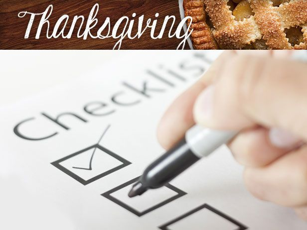 Start prepping for your #ThanksgivingFeast with these tips.: Ultimate Holidays, 12 Things, Pies Crusts, Thanksgiving Feast, Start Prep, Holidays Ideas, Holidays Checklist, Things To Do, Thanksgivingfeast