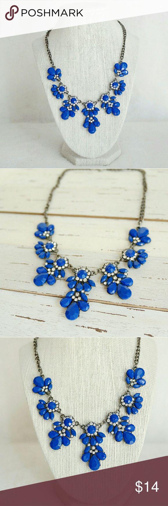 best 25+ blue statement necklaces ideas on pinterest   bold