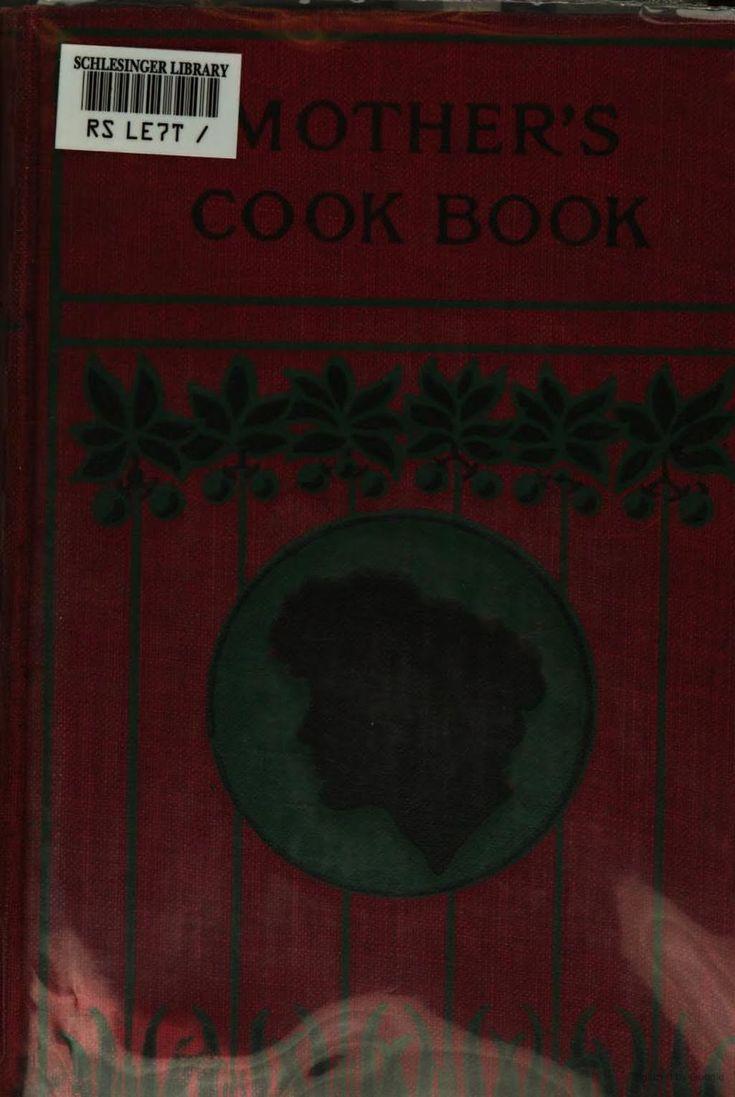 Mother's Cookbook