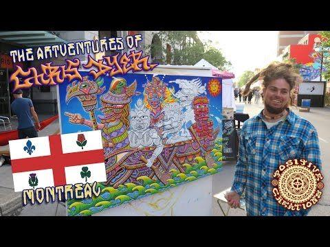 Positive Creations in Montreal (Artventures Webisode #10)