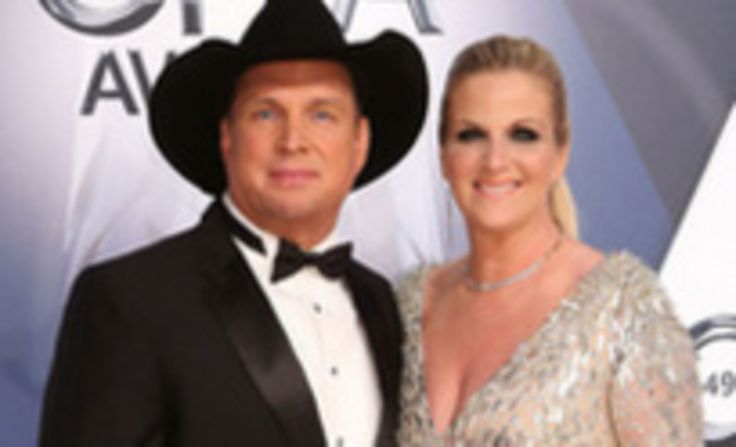 20 Times Trisha Yearwood and Garth Brooks Were Adorable: Check out twenty of Trisha Yearwood and Garth Brooks' most adorable moments.