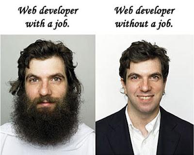 Así es un programador web ¡con y sin trabajo!: Enjoying 2013, Funny Pics, Funny Pictures, Development Humor, Funny Stuff, Web Development, Computers Humor, Webdevelop Job, True Stories